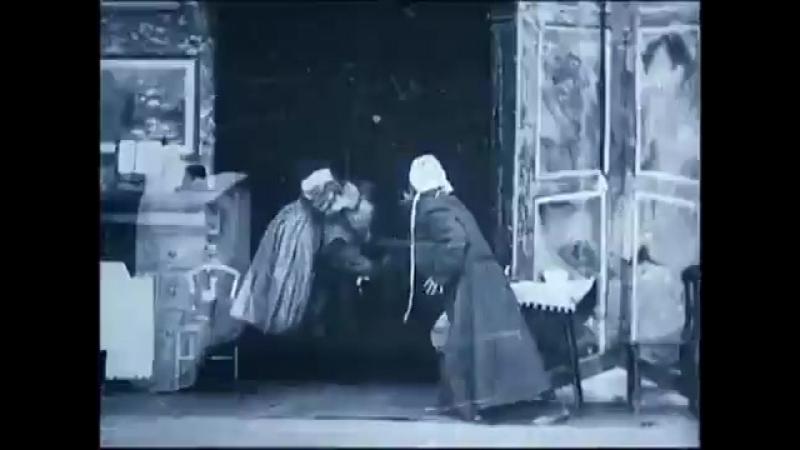СКРУДЖ, ИЛИ ПРИЗРАК МАРЛИ (Великобритания, 1901).