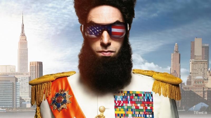 Диктатор / The Dictator BDRip (2012)