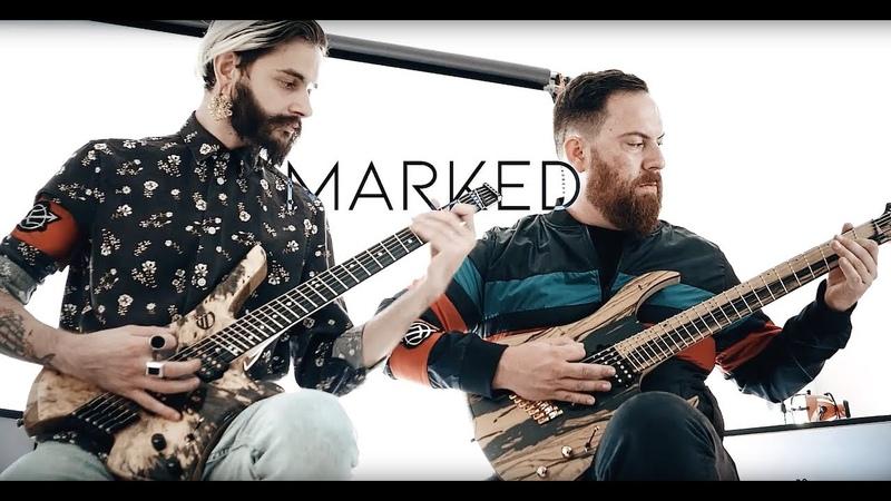 Sharks In Your Mouth - M Λ R K E D (Guitar Playthrough)
