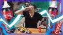 Пью Кока-колу под удары Электрошокера - челлендж с едой / Вызов принят