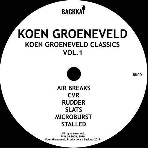 Koen Groeneveld альбом Classics, Vol.1