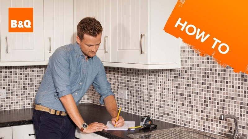 How to measure a kitchen