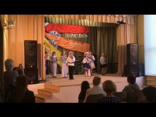 Отчётный концерт студии Бекар