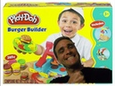 Review Play Doh Burger Builder Play Doh Playset Play Doh Videos Konas2002