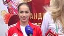 Alina Zagitova 2018 07 21 Sabantuy 2018 Interview B