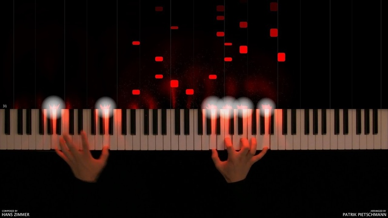 The Da Vinci Code - Chevaliers De Sangreal (Piano Version) Sheet Music