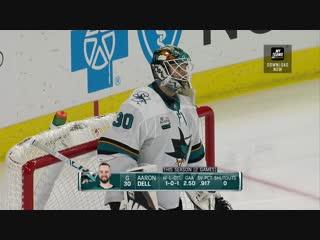 NHL 2018/10/26   RS   San Jose Sharks vs Carolina Hurricanes   NBCSCA