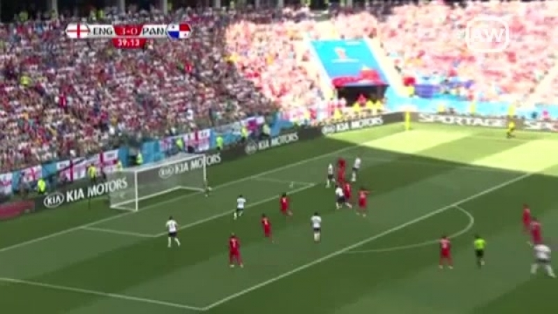 Inglaterra 6-1 Panamá - grupo G - Fecha 2 - Mundial Rusia 2018