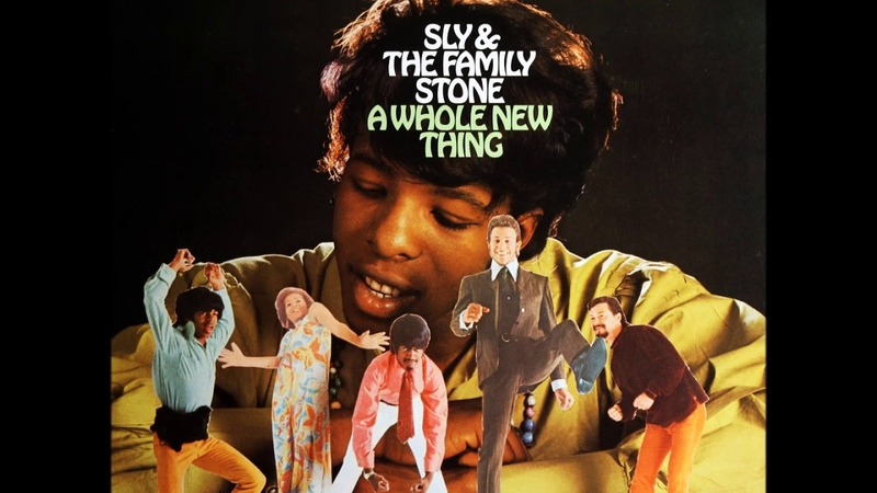 A whole new thing (1967) FULL ALBUM sly the family stone