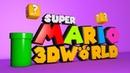 Super Mario 3D World 1-5 Цирк с переключателями Switch Scramble Circus