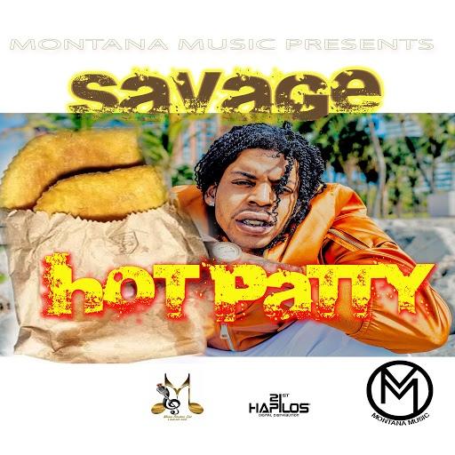 Savage альбом Hot Patty