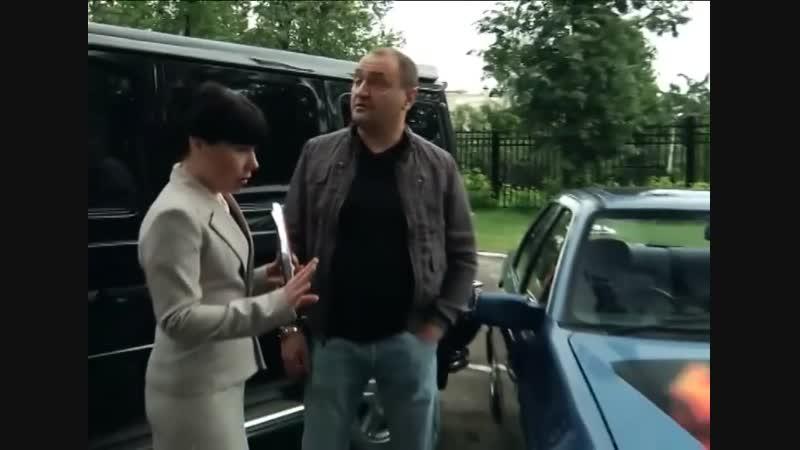 Заблокировал на парковке - Реальные пацаны (2010) [отрывок / сцена / момент]