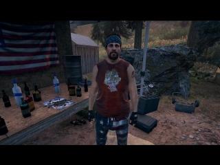 [Joe Speen] БЕЗБАШЕННЫЕ ГОНКИ НА КВАДРОЦИКЛАХ в Far Cry 5. (Far Cry 5 кооператив #15)