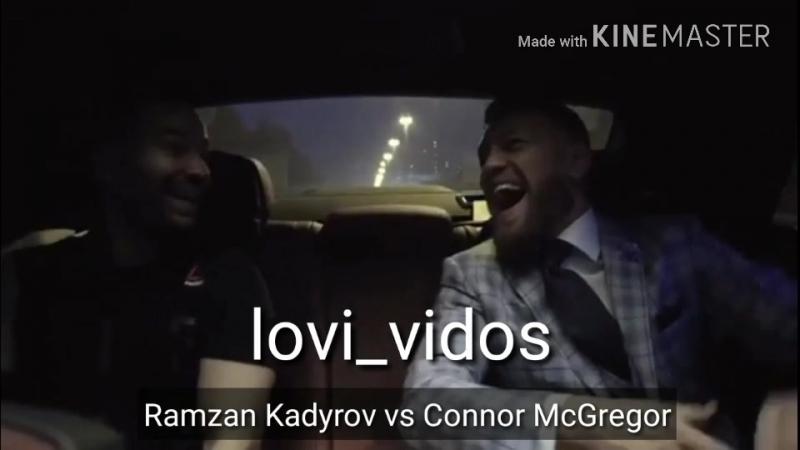 МакГрегор vs Кадыров