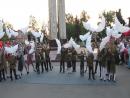 Финал праздничного концерта, посвященного Дню Победы Никто не забыт, ничто не забыто