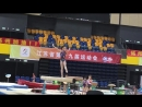 Luo Xinyue in training. She's provincial - 体操光年gymternet china