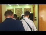 Александр Бречалов ведет диалог с можгинцами в ДДТ