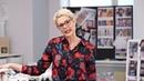 Жоэль Бушнер представляет новую коллекцию белья Florange весна-лето 2019.