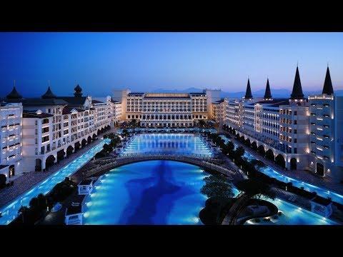 Крах миллионера Тельман Исмаилов Черкизон Самый роскошный отель Турции Mardan Palace сейчас