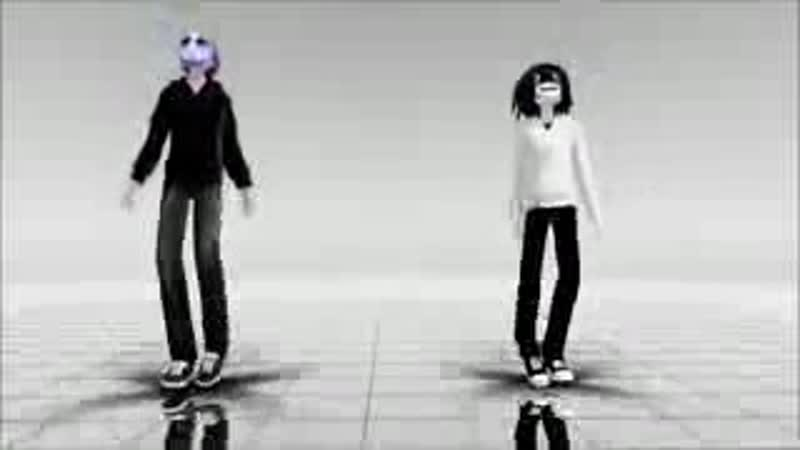[MMD] Jeff the killer and Eyeless Jack - Tik Tok @Rodimir_low.mp4