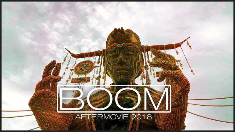 Boom Festival 2018 - Aftermovie