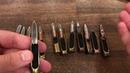 Патрон 7 62x54R распилы разных типов пуль