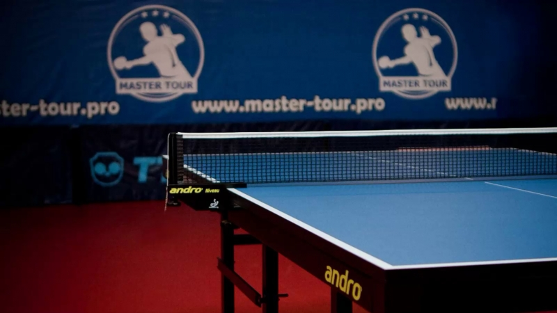 44-й турнир по настольному теннису серии Мастер-Тур среди мужчин в в формате 7x7 ТТ