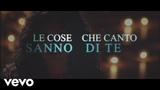 Giusy Ferreri - Le cose che canto (Lyric Video)