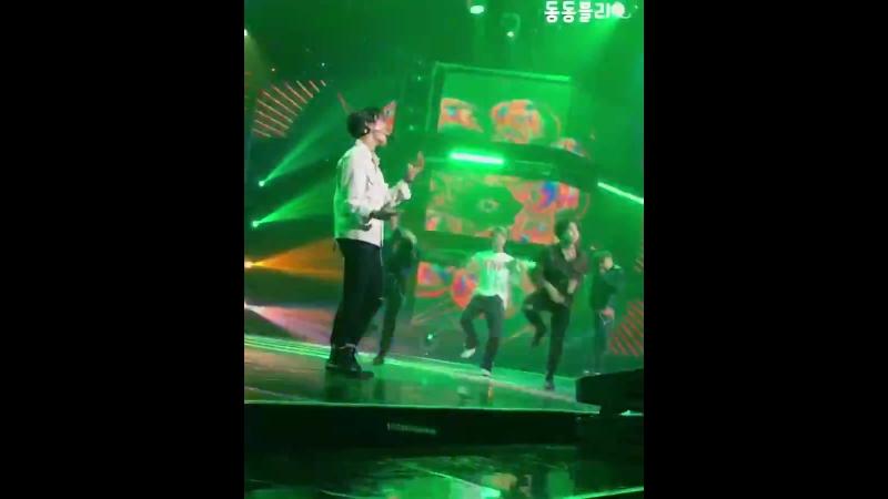 FANCAM   12.09.18   Jun (Callin') @ MU:CON Showcase