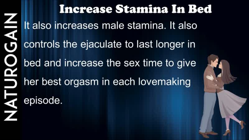 Natural Remedy for Men to Increase Sex Duration, Last Longer in Bed