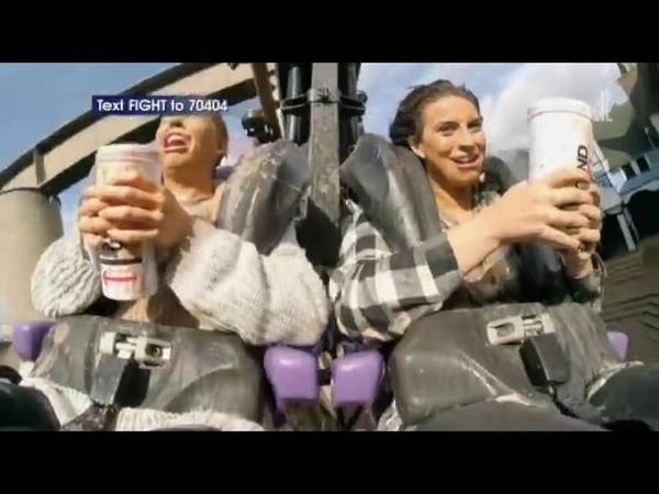 Milkshake Rollercoaster!