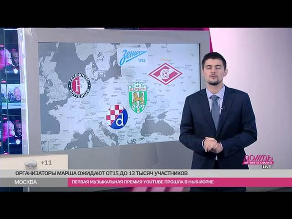 Никита Белоголовцев о правых фанатах многих стран