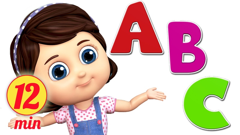 ABC Song - Alphabet Songs - ABCD Song for Kids - Nursery Rhymes from Jugnu Kids