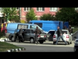 Задержание грабителей в Белгороде