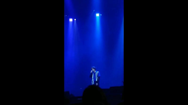 180507 성규 solo concert D-3 - - 마음에묻다 dongwoo stage - - 인피니트 - 김성규 - SHINE - 동우