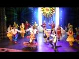 Веселая ярмарка. Московском Культурном Фольклорном Центре Людмилы Рюминой