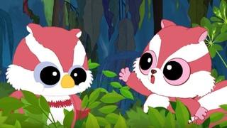 Юху и его друзья –Чиву не птенец - сезон 1 серия 1 – обучающий мультфильм для детей