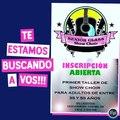 Ezequiel Fernanz on Instagram Show Choir para personas de entre 35 y 55 a
