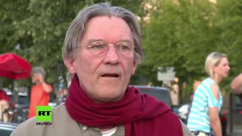 Sanktionshungern - Hartz IV Krtiker Ralph Boes im Interview Bin bereit mich zu Tode zu hungern.