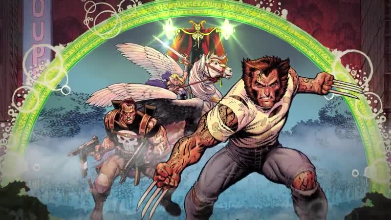 War is coming to the Marvel Universe and no corner will remain untouched. Get ready for battle when War of the Realms hits comic