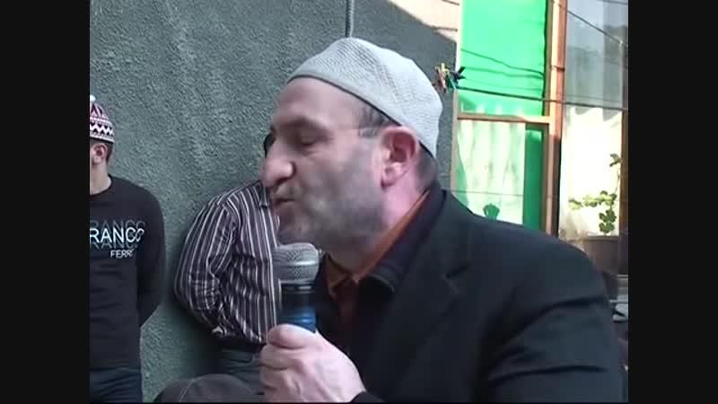 Абдулгафуров Мухаммад - На мажлисе в с.Ботлих.