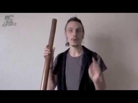 Как играть на диджериду. Урок 17: ритм в стиле контемпорари