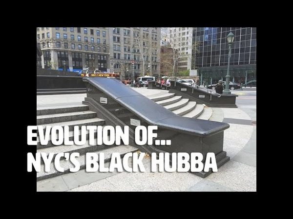 JENKEM - Evolution of... NYCs Black Hubba