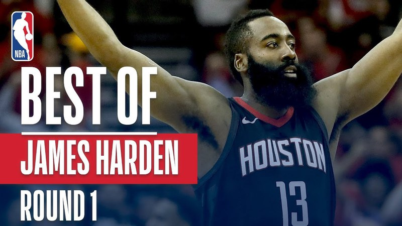 James Harden's Best Plays | First Round | 2018 NBA Playoffs