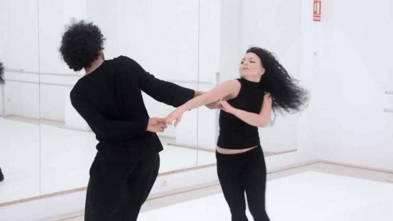 ☯ Zouk Training - Xandy Liberato Evelyn Magyari