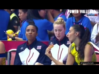 When a Fan Sees His Idol. Funny Volleyball Videos (HD).