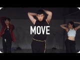 1Million dance studio Move - Taemin / Gosh Choreography