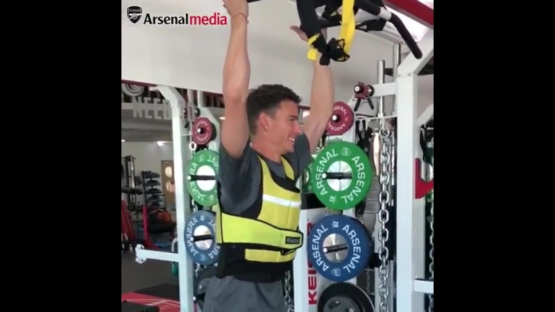 As its National FitnessDay, we thought wed take you inside our gym... - -