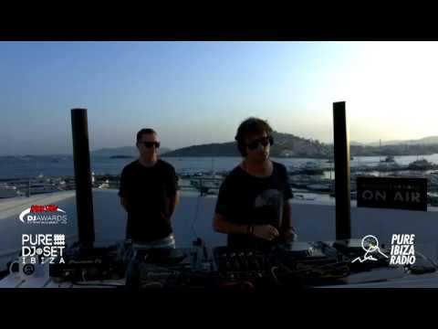Hernan Cattaneo Nick Warren - DJAwards Electronic Music Awards Ibiza