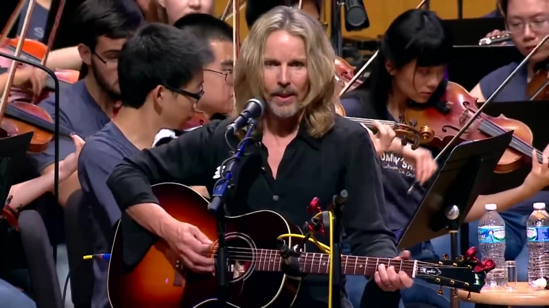 Tommy Shaw - Blue Collar Man (Sing For The Day!) 2018 _